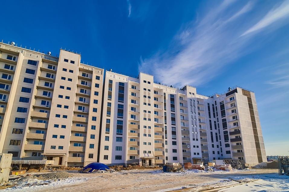 Сдадут в 2019-м: центральный район Челябинска прирастает ещё одним жилым комплексом 4