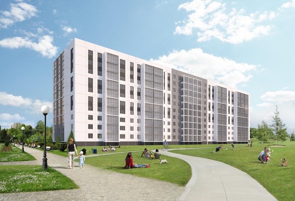 Сдадут в 2019-м: центральный район Челябинска прирастает ещё одним жилым комплексом 2