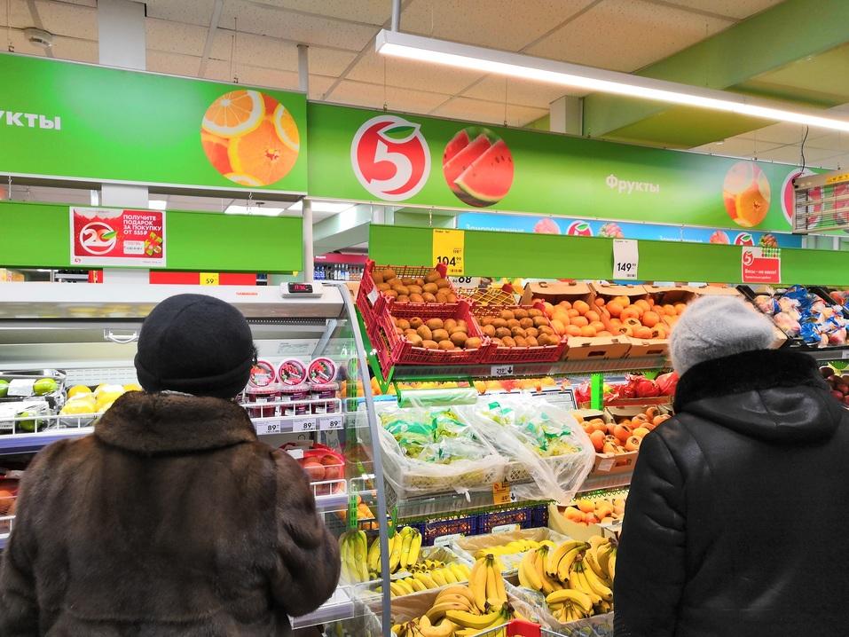 В Красноярске открылись два магазина торговой сети «Пятёрочка» 1