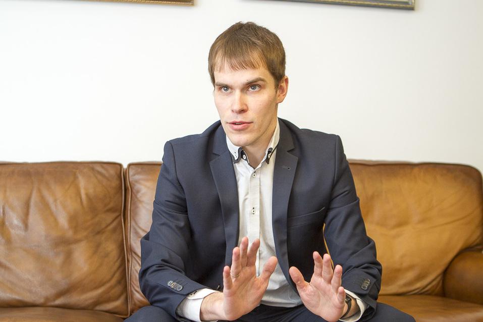 «Я не был мажорчиком, которого засунули на хорошую должность» — Данил Крицкий 4