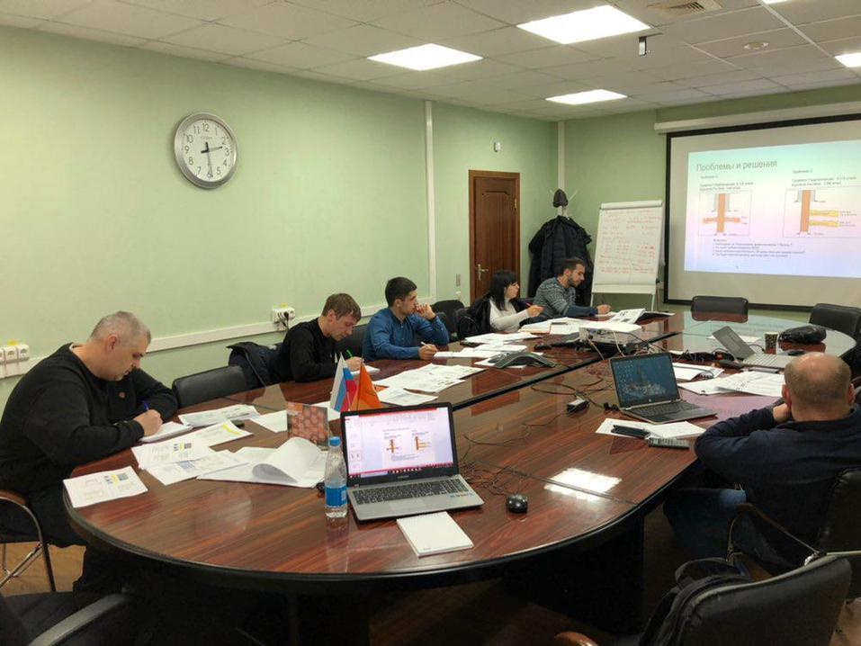 ООО «МАС-Сервис» проводит обучающие курсы для инженеров компаний по цементированию скважин 1