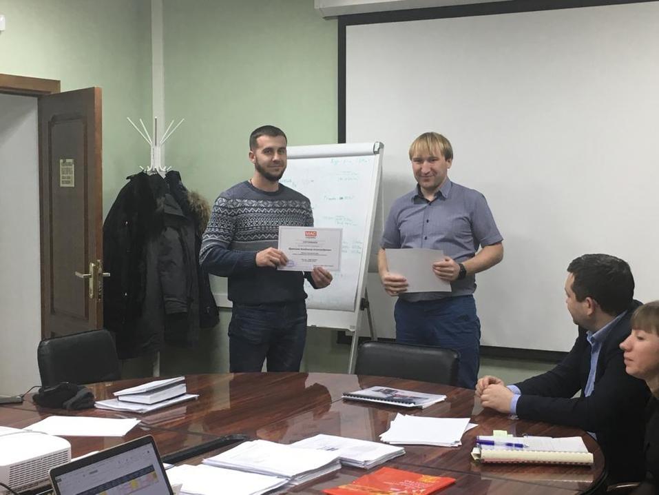 ООО «МАС-Сервис» проводит обучающие курсы для инженеров компаний по цементированию скважин 2