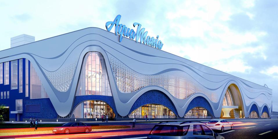 Готовим купальники и кошельки. Первый нижегородский аквапарк откроется к концу 2020 г. 2