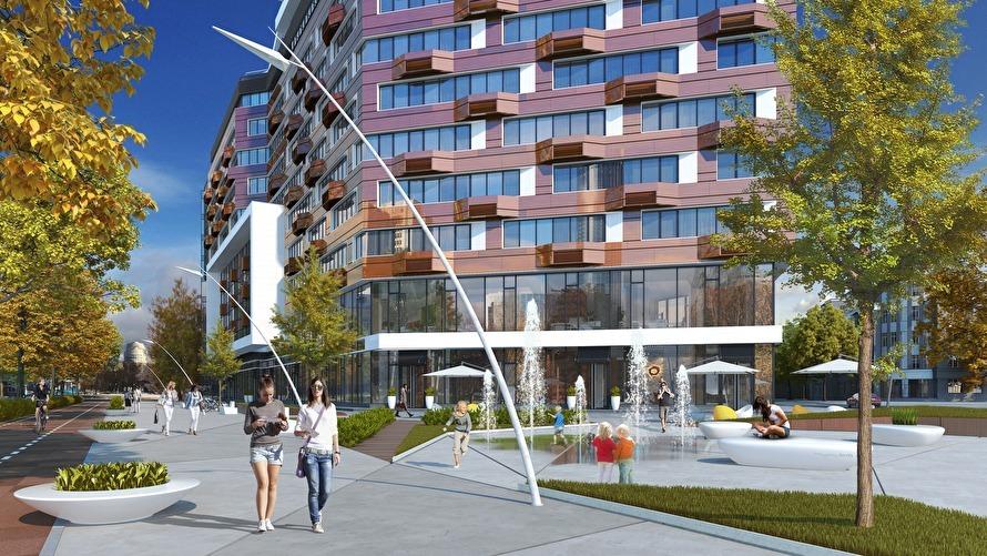 УГМК превратит высотку-призрак на набережной в башню с апартаментами. Новые подробности 2