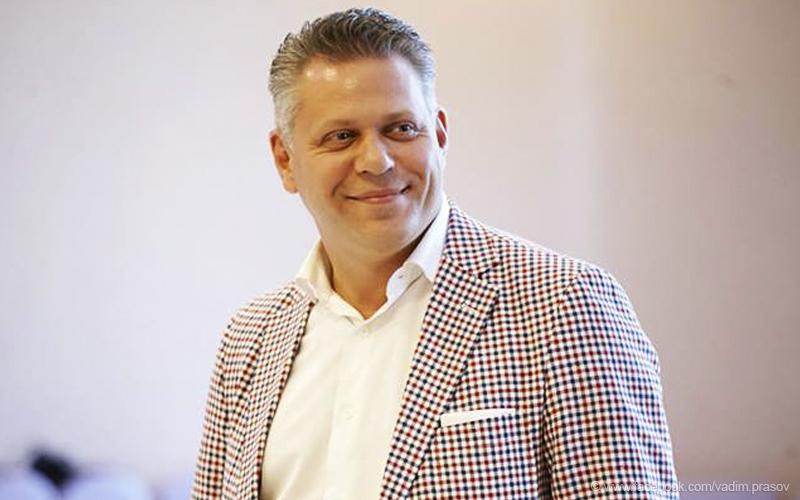 Вадим Прасов, вице-президент Федерации Рестораторов и Отельеров
