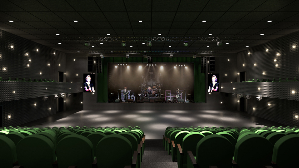 Возрождение «Юпитера». С 1 марта в Нижнем Новгороде открылся новый концертный зал 2