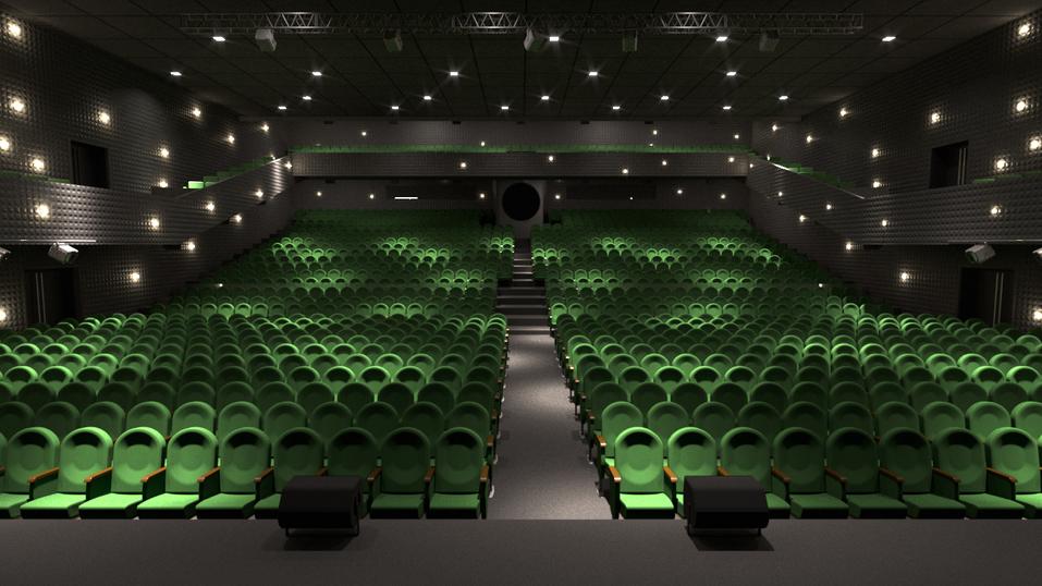 Возрождение «Юпитера». С 1 марта в Нижнем Новгороде открылся новый концертный зал 3