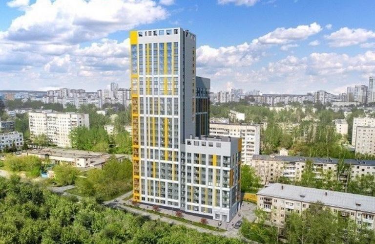 11 жилых проектов, стартующих в 2019 году, которые изменят Екатеринбург 3