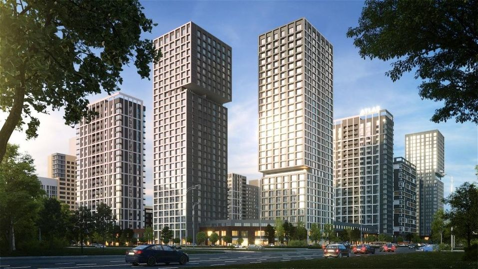 11 жилых проектов, стартующих в 2019 году, которые изменят Екатеринбург 4