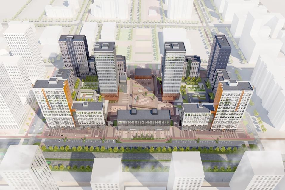 11 жилых проектов, стартующих в 2019 году, которые изменят Екатеринбург 5