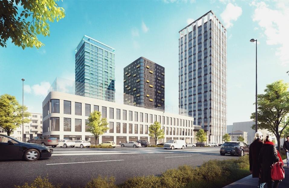 11 жилых проектов, стартующих в 2019 году, которые изменят Екатеринбург 8