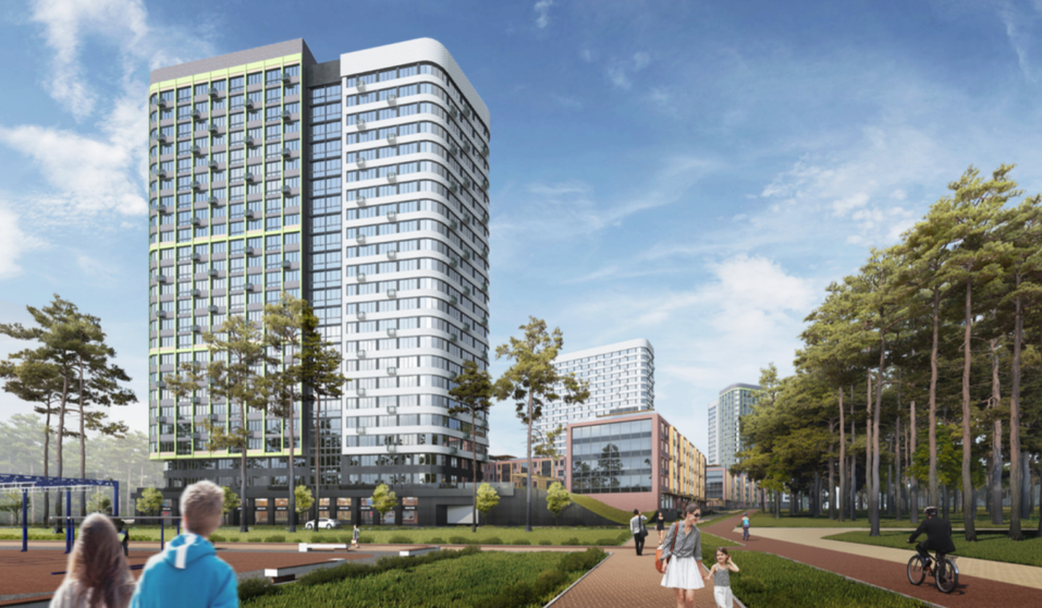 11 жилых проектов, стартующих в 2019 году, которые изменят Екатеринбург 9