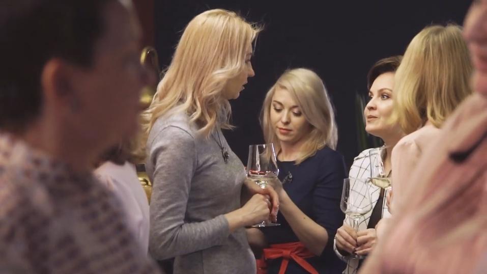 Бизнес-девичник в Красноярске: как это было (ВИДЕО)  8