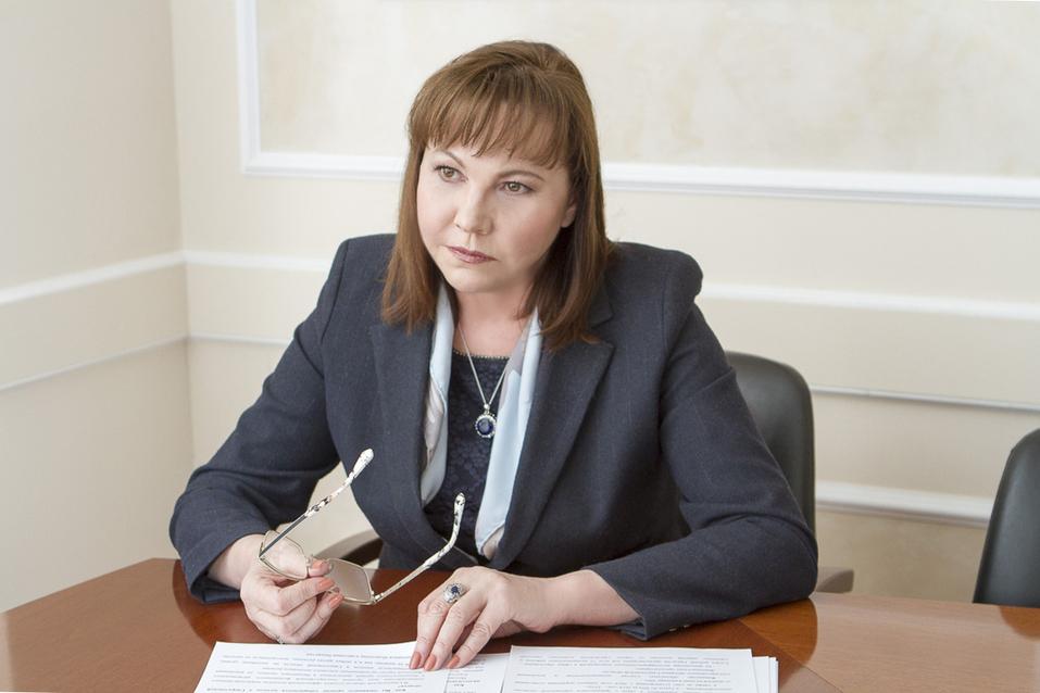 Галина Кулаченко, Минфин: «Мы научились вести диалог с налогоплательщиками» 1