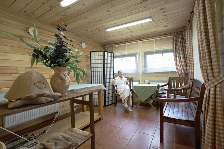 SPA-отель «ФонГрад»: запускаем обновление 3