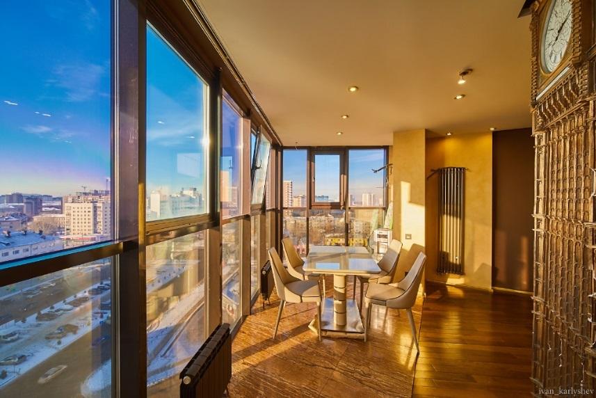 Мини Биг Бен и бюст Аполлона: смотрим, как обустроены самые дорогие квартиры Челябинска 2