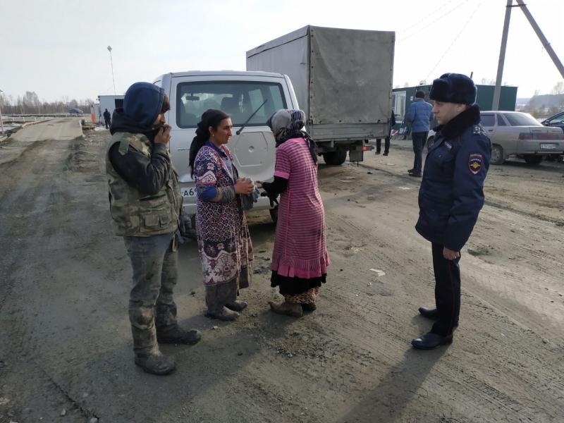 Полигон в Полетаево могут приостановить: полиция провела проверку после визита Текслера 1