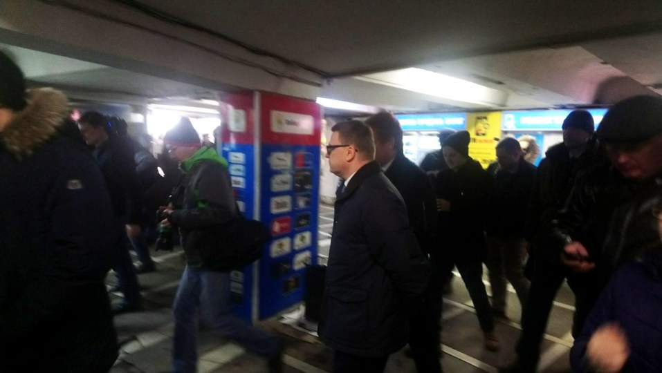 «Роспотребнадзор как на это смотрит?»: Текслера шокировал подземный переход в Челябинске 1