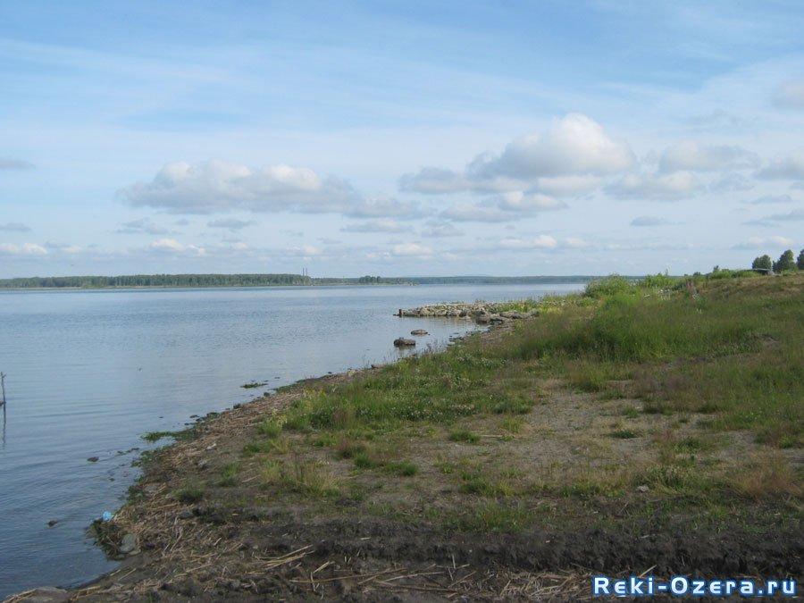 «Фортум» обвинили в загрязнении озера в Челябинской области 1