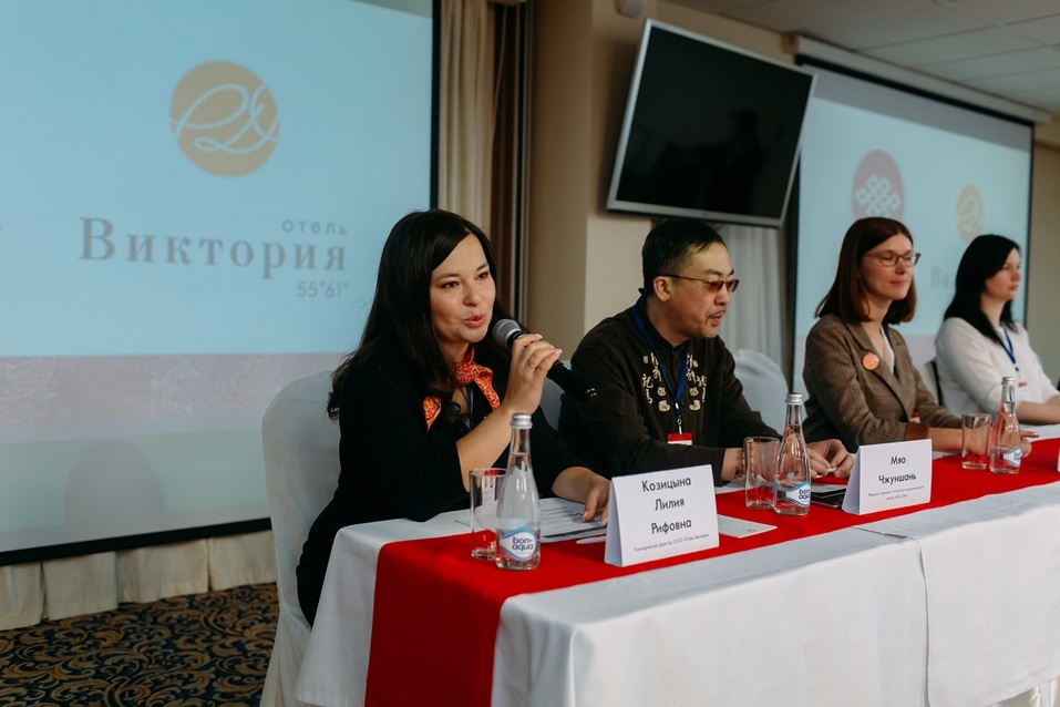 Отель «Виктория» первым в Челябинской области удостоен знака China Friendly 1