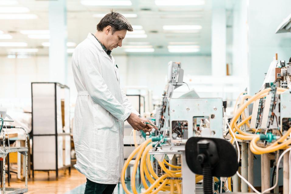 изготовление гироскопических приборов и оборудования авиационного назначения, производство медицинской техники