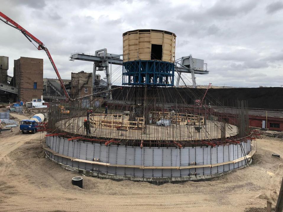 В Красноярске для строительства новой трубы ТЭЦ1 заказан грузоподъемник за 14,9 млн рублей 1