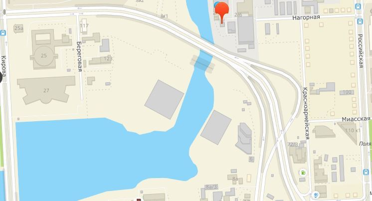 В Челябинске из-за строительства набережной могут снести стену легендарного завода 3