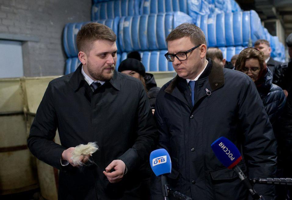 Без показухи: Текслер поручил ввести раздельный сбор мусора в Челябинске 1