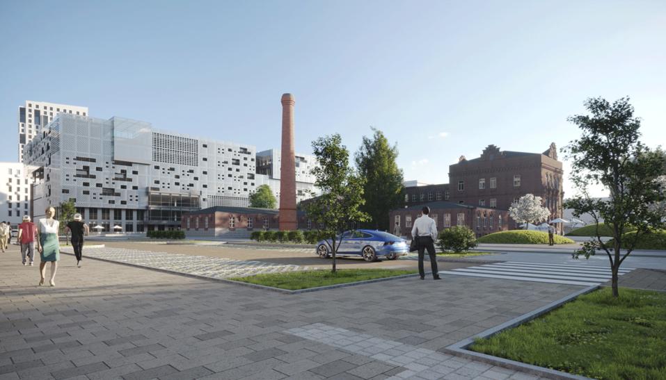 Представлен проект красноярского технопарка «Разумный город» 2