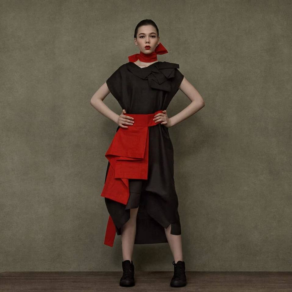 Екатеринбургский дизайнер поразила итальянцев и попала в призы на международном конкурсе 3