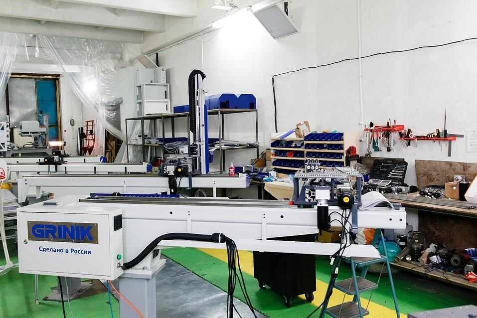 В Новосибирске растет производство промышленных роботов 1