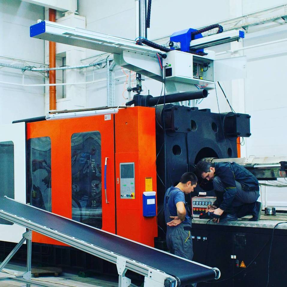 В Новосибирске растет производство промышленных роботов 2