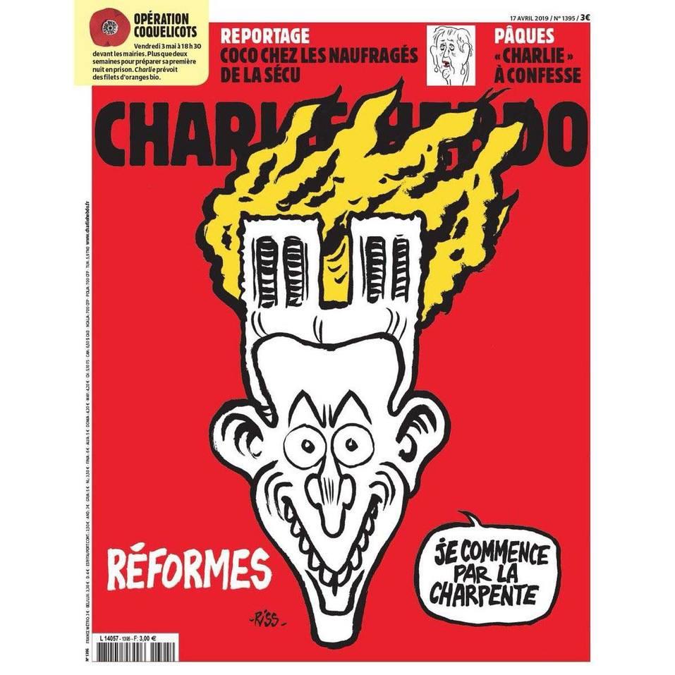 Как пожар в Париже осветил масштаб глобализации, или Нотр-Дам против церкви в Кондопоге 1