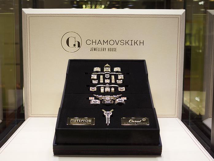 Александр Чамовских: «Я не беспокоюсь о смене поколений — миллениалам нравятся бриллианты» 2