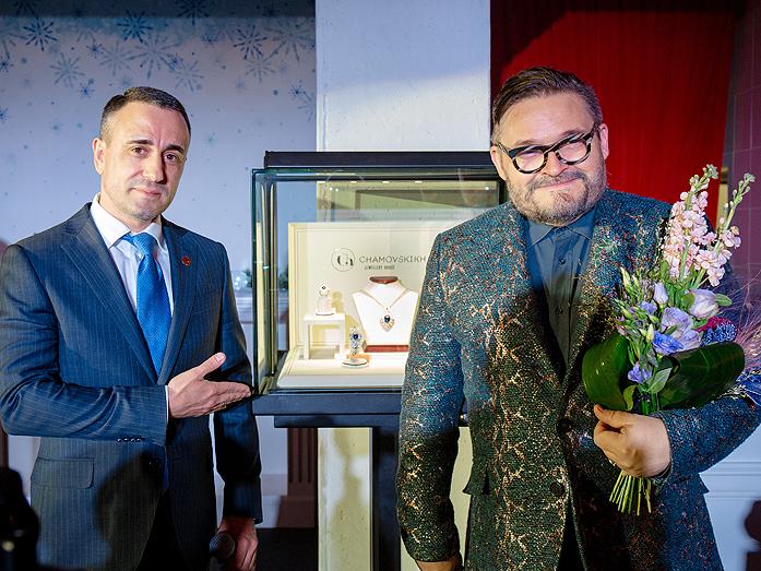 Александр Чамовских: «Я не беспокоюсь о смене поколений — миллениалам нравятся бриллианты» 5