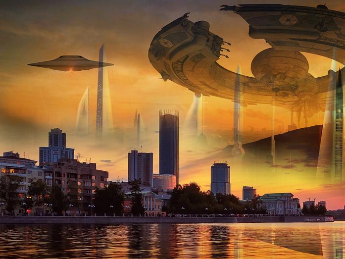 «Еще неясно, кто выживет». Топ-менеджер Huawei — об умных городах и первобытных людях 4