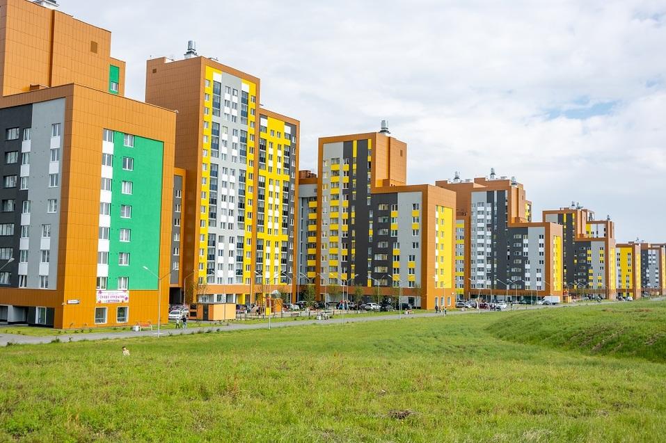 Павел Петриченко: «Мы локомотив рынка доступного и комфортного жилья Екатеринбурга» 1