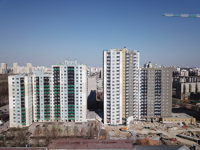 Екатеринбург нецентральный: как развивается юг города — новостройки в цифрах 4