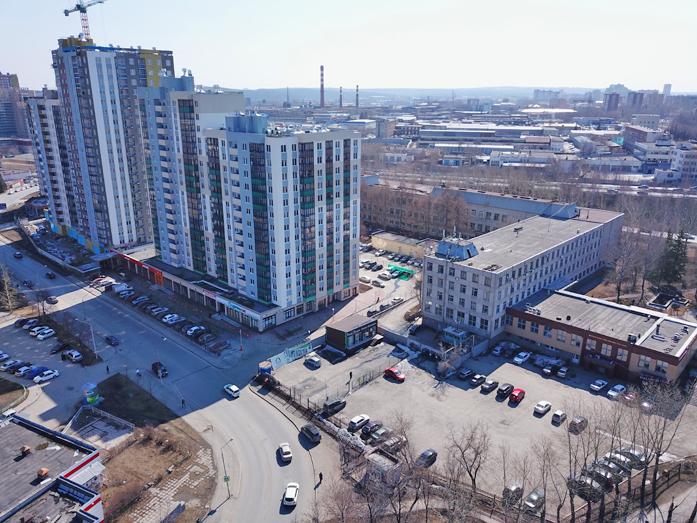Екатеринбург нецентральный: как развивается юг города — новостройки в цифрах 5