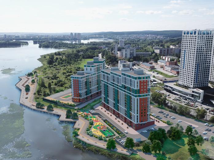 Екатеринбург нецентральный: как развивается юг города — новостройки в цифрах 10