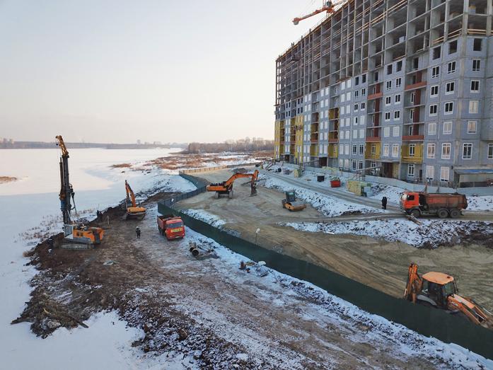 Екатеринбург нецентральный: как развивается юг города — новостройки в цифрах 12