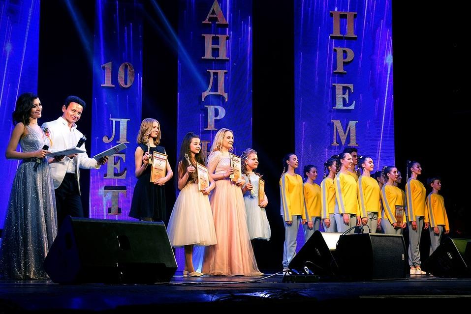 Гала-концерт Х юбилейной премии «Андрюша-2019» посмотрели более 153 тысяч зрителей  3