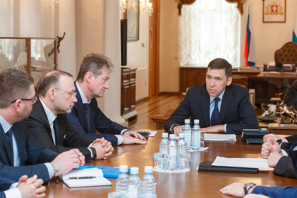 Два новых сквера за один с храмом: власти, бизнес и РПЦ  обсудили озеленение Екатеринбурга 2