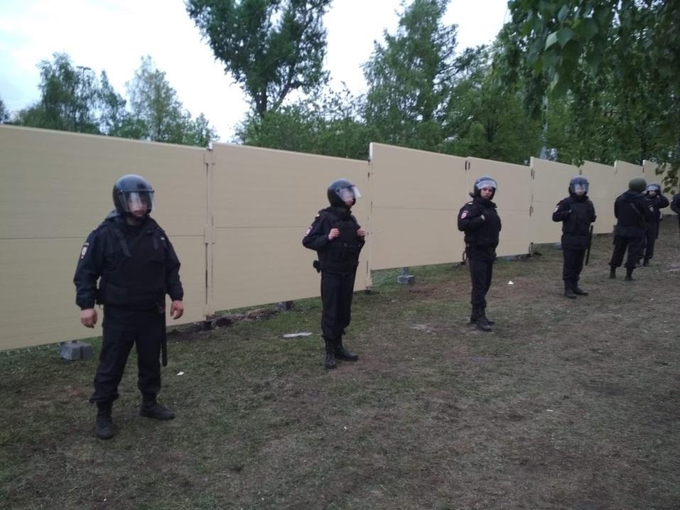 Высокинский, Ройзман, приостановка стройки. Итоги четвертого дня протестов у Драмтеатра  2