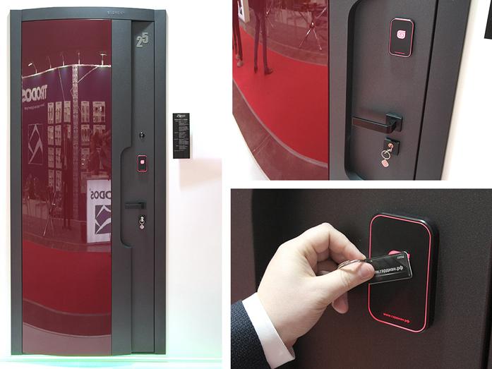 Как компания «Гардиан» сделала входные двери и замки умными 2