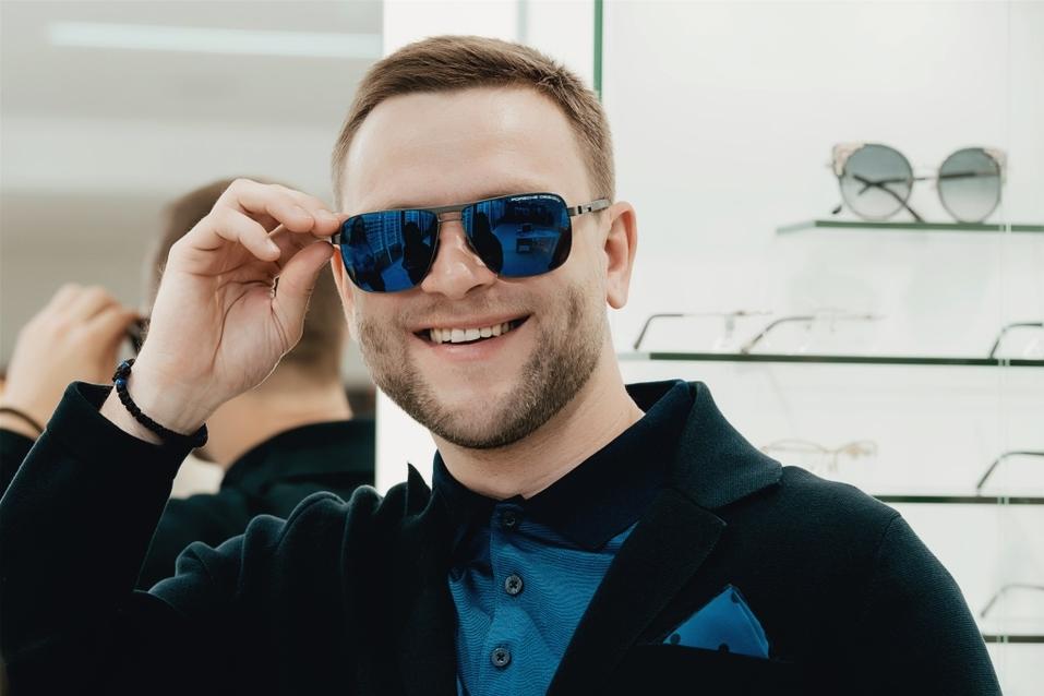Иван Зубарев: «Обычно покупаю очки в Европе. Удивлен, что и в Екатеринбурге есть выбор» 7