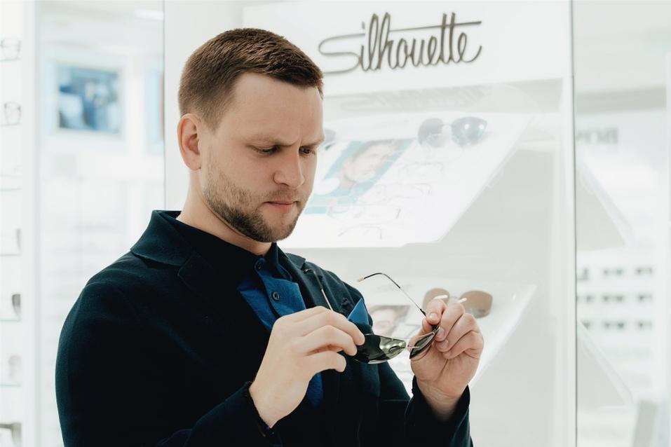 Иван Зубарев: «Обычно покупаю очки в Европе. Удивлен, что и в Екатеринбурге есть выбор» 10