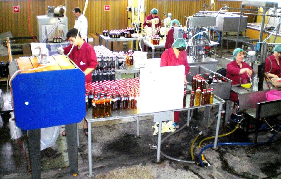 Как чернобыльская катастрофа дала толчок уникальному производству напитков — «ВИТАН-НН» 1