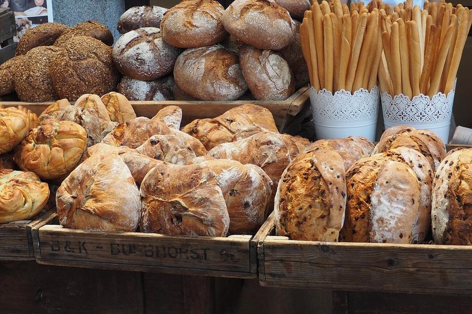 Так выглядит artisan bread
