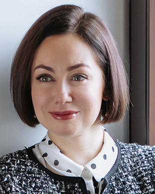 Наталья Штрайн, основатель компании  «Парадайз»
